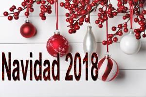 Fiestas de Navidad 2018 en la Región de Murcia