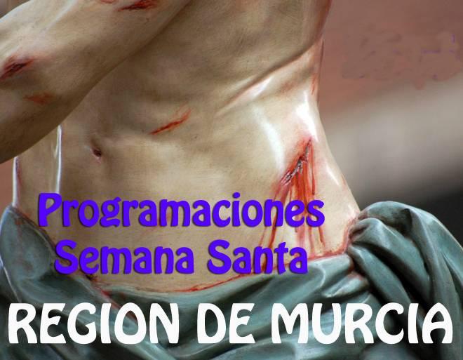 Semana santa 2018 en la Región de Murcia