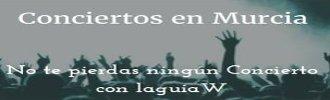 Todos los conciertos de la Región de Murcia