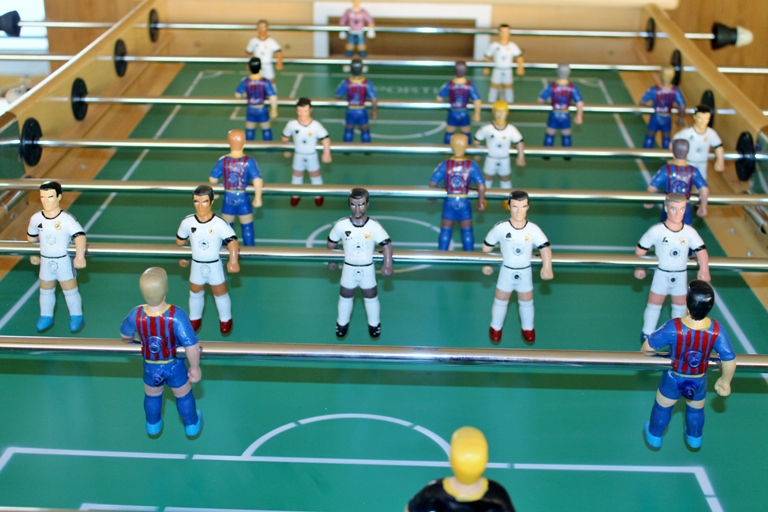 Futbolines Deportín