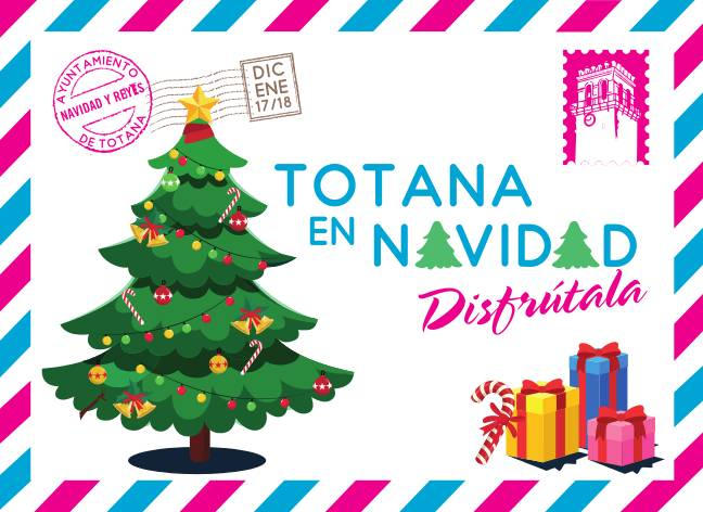 Actividades navidad 2017 en totana