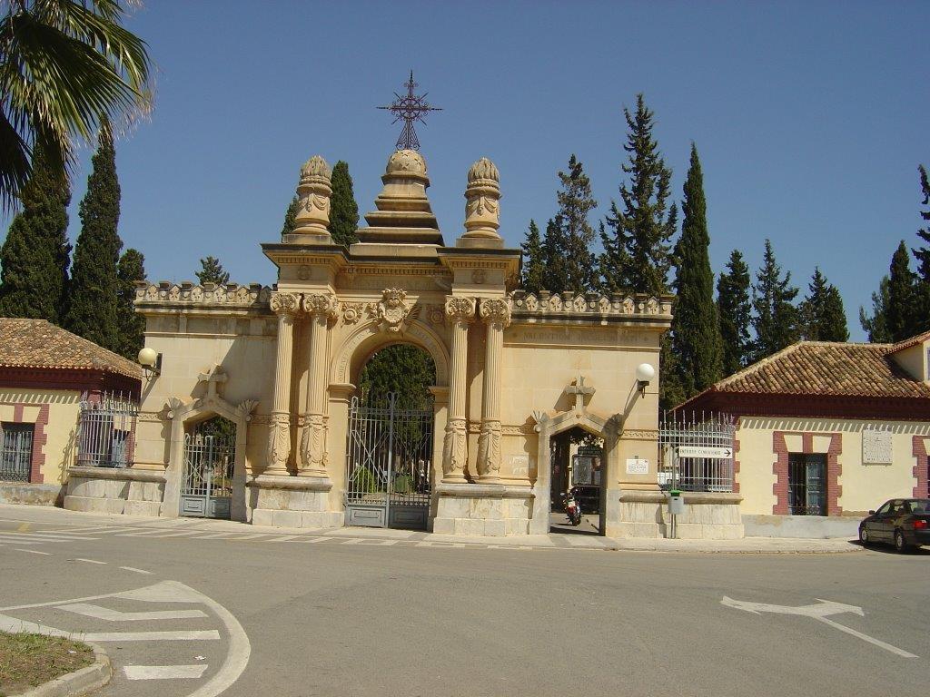 Visitas guiadas al cementerio de Nuestro Padre Jesús de Murcia