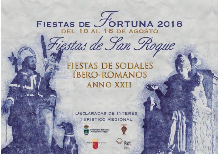 fiestas de sodales íbero-romanos de fortuna 2018