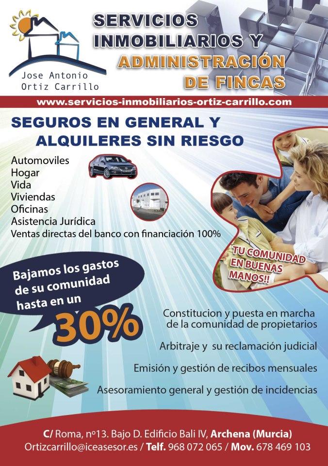 Servicios inmobiliarios ortiz carrillo la gu a w la for Oficinas bbva albacete