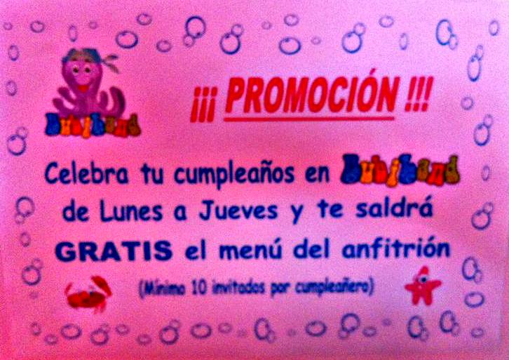 Bubiland Centro de Ocio Infantil