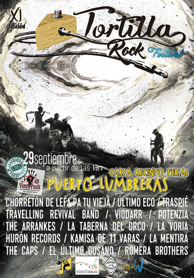 tortilla rock 2018
