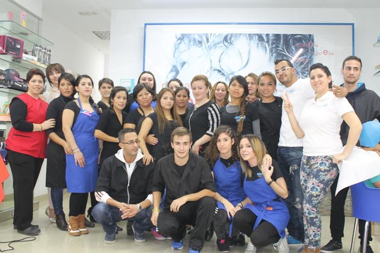 Look and Cut Academia de Peluquería