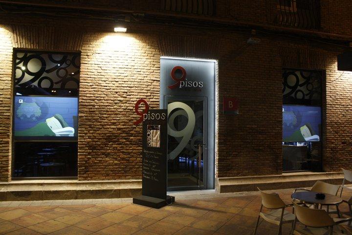 9 Pisos Café Bar