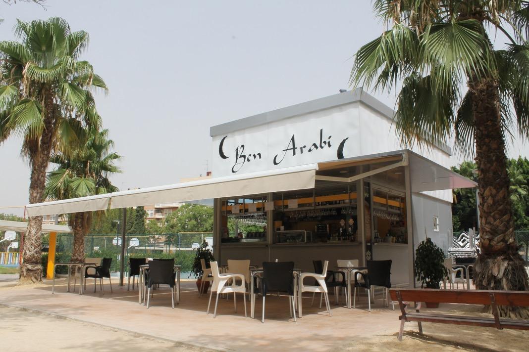 Kiosco Ben Arabi