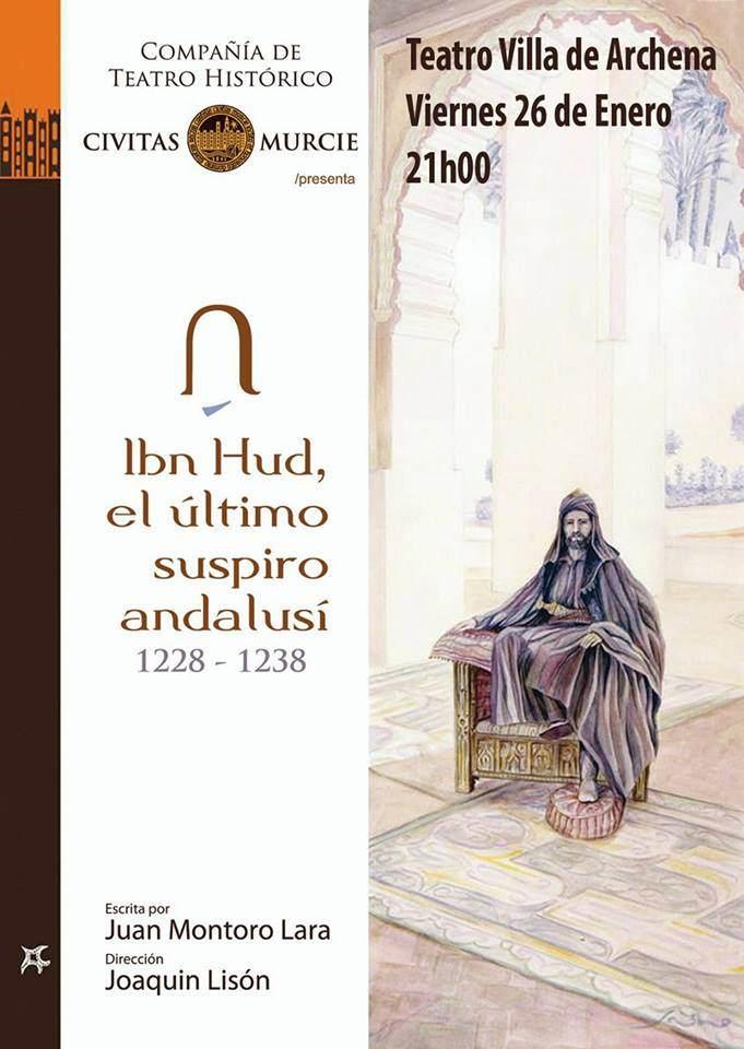 Teatro Histórico IBN HUD El último suspiro andalusi