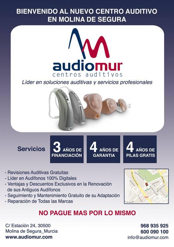 audiomur, líder en soluciones auditivas