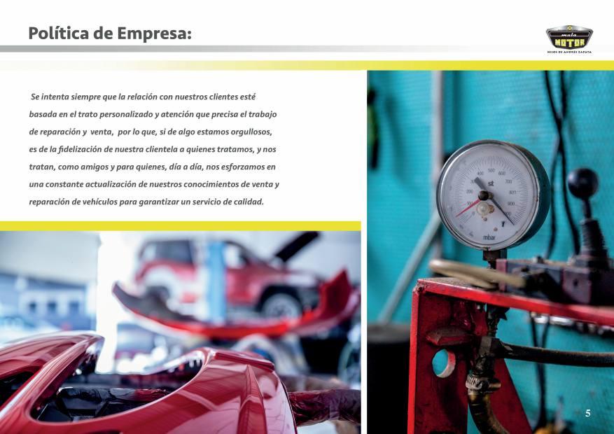 Catálogo Mula Motor