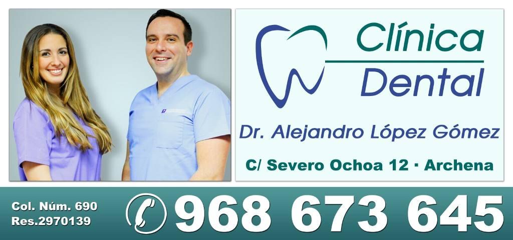 dentista en archena, alejandro lópez