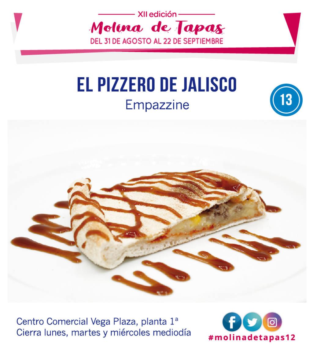 ruta-tapa-molina-2019-tapa-13 el pizzero de jalisco
