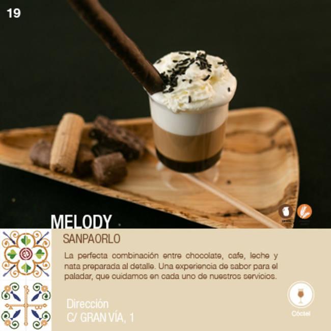 SANPAORLO en MELODY- XII ruta Tapa y el cóctel de Cehegín 2020