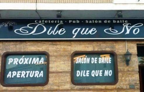 Cafetería Pub Dile Que No