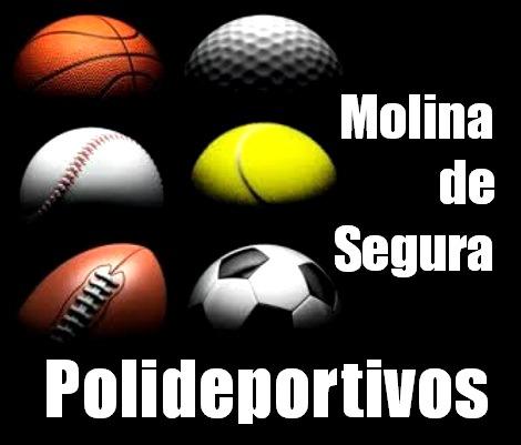 Polideportivos de Molina de Segura