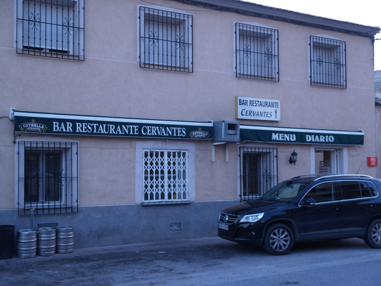 Bar Restaurante Cervantes