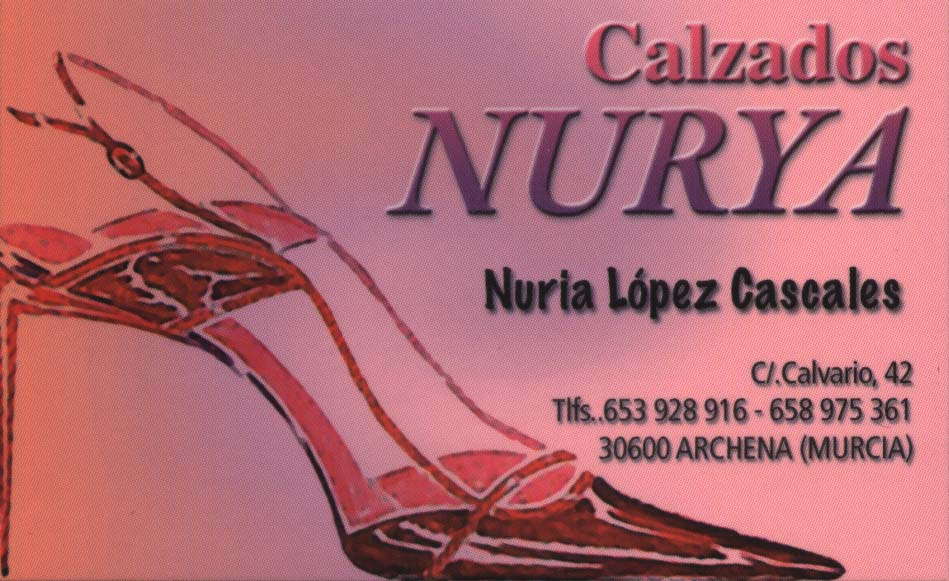 Calzados Nurya