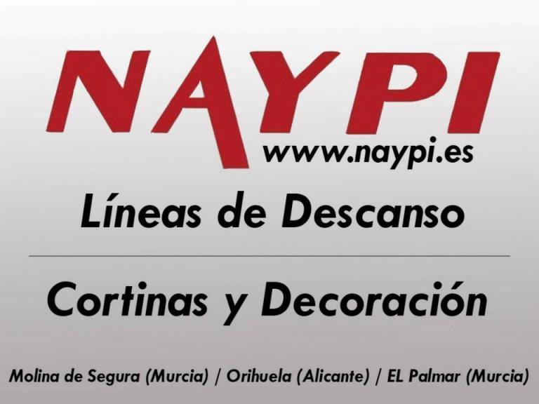 NAYPI / COLCHONES Y CORTINAS