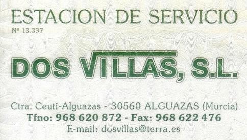 Estación De Servicio Dos Villas