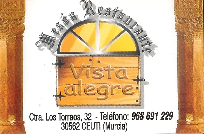 Restaurante Vistalegre