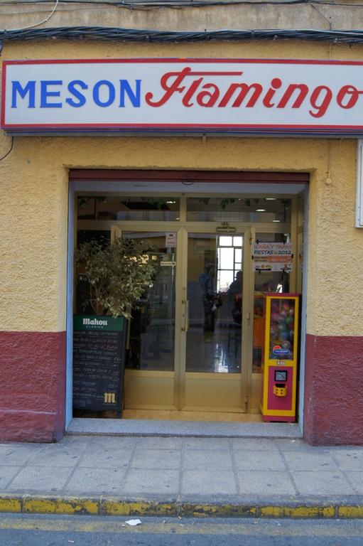 Mesón Bar Restaurante Flamingo