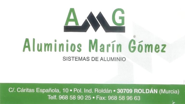 Aluminios Marín Gómez