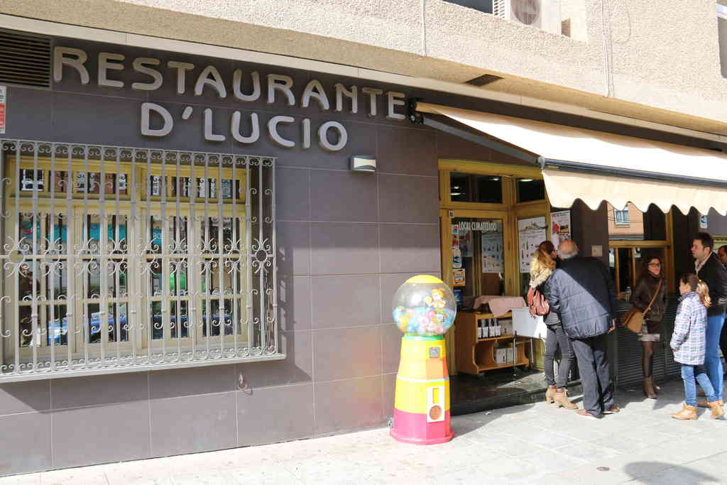 Restaurante D'Lucio - Cehegín