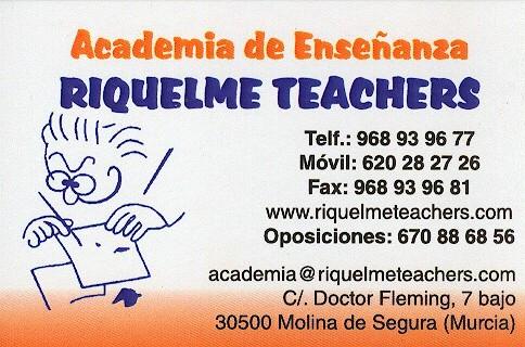 Academia Riquelme Teachers