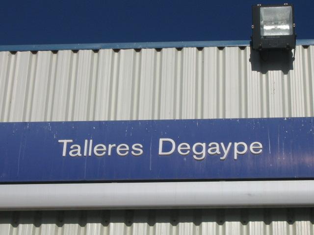Talleres Degaype