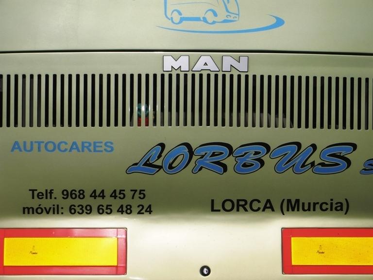 Autocares Lorbus