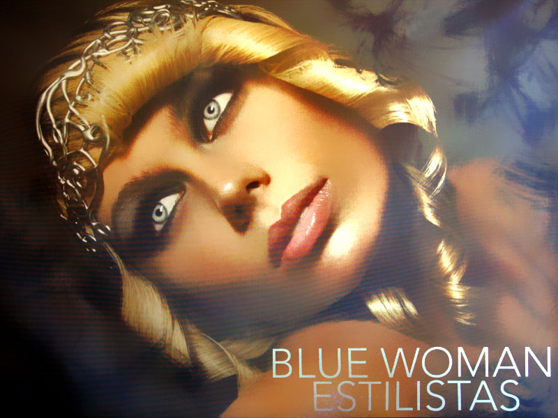 Blue Woman Estilistas