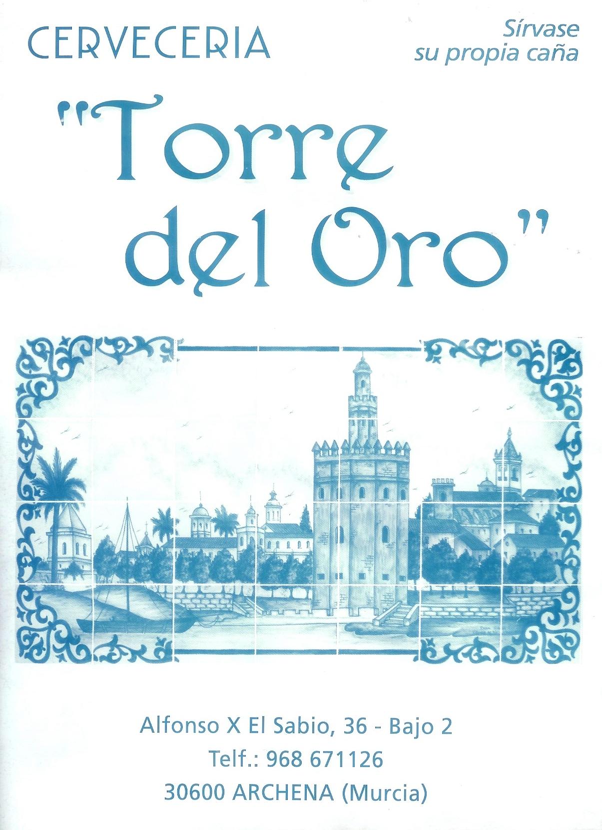 Restaurante La Torre del Oro - Archena