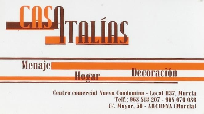 Casa Atalías II