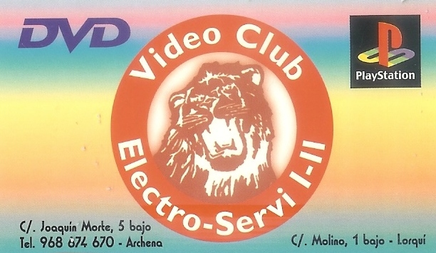 Video Club Electro. Servi