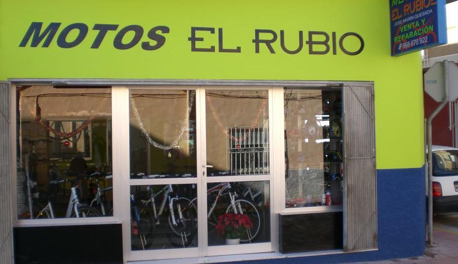 Motos El Rubio Marín