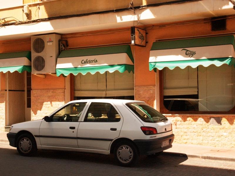 Cafeteria Tuareg