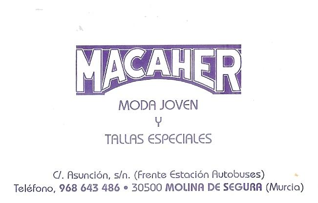 Modas Macaher