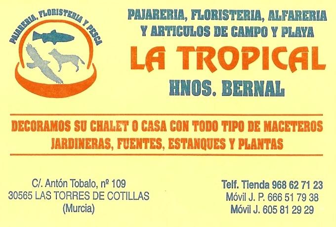 Pajarería La Tropical