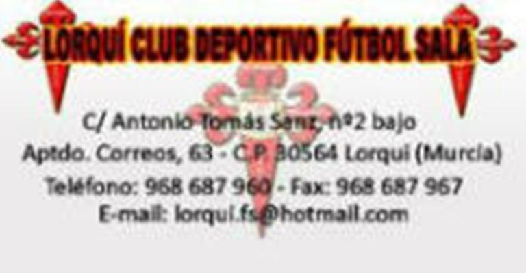 Lorquí Club Deportivo Fútbol Sala