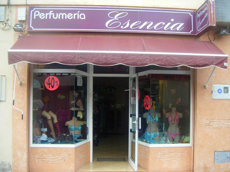 Perfumería Esencia