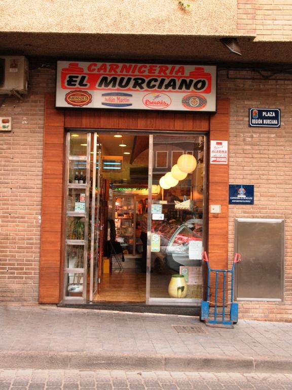 Carnicería El Murciano
