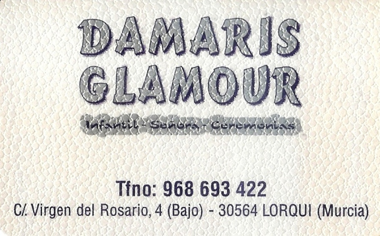 Damaris Glamour