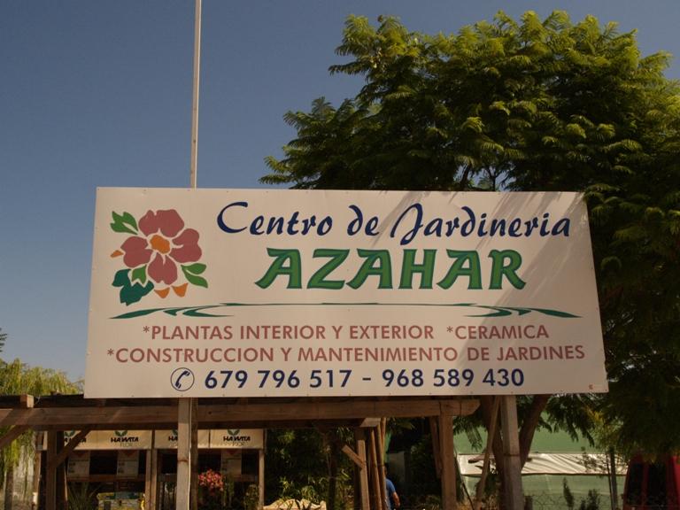 Azahar Centro de Jardinería