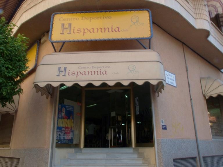 Club Deportivo Hispania