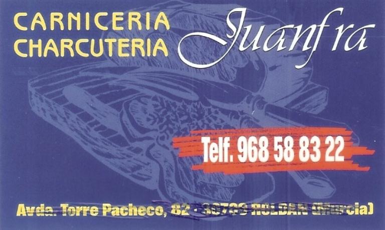 Carnicería Charcutería Juanfra