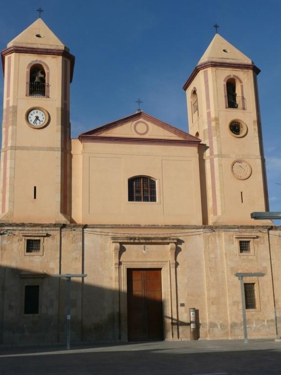 Iglesia de Nuestra Señora de la Asunción de Villanueva del Río Segura