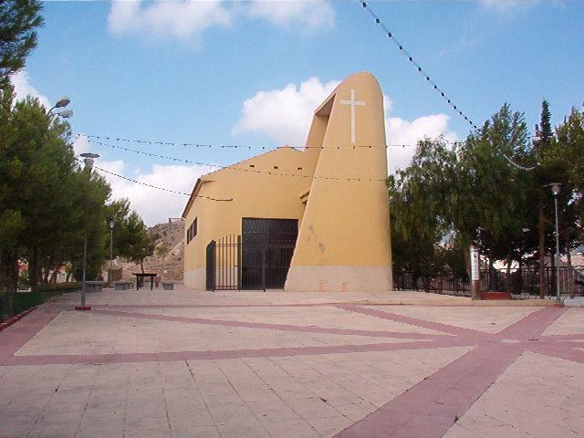 Ermita de Villanueva del Río Segura