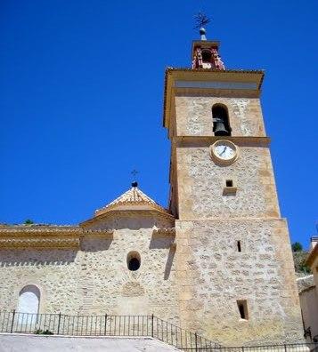 Iglesia de San Bartolomé de Ulea